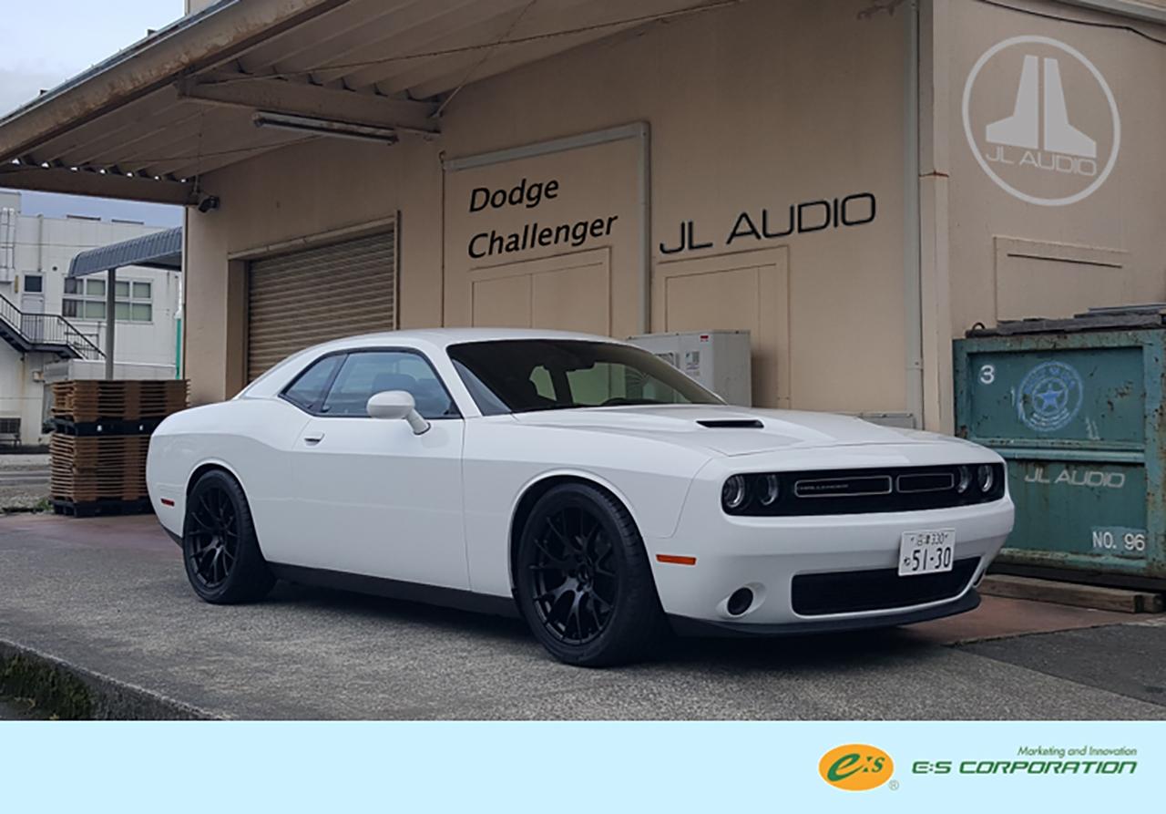 DODGE Challenger JL AUDIO