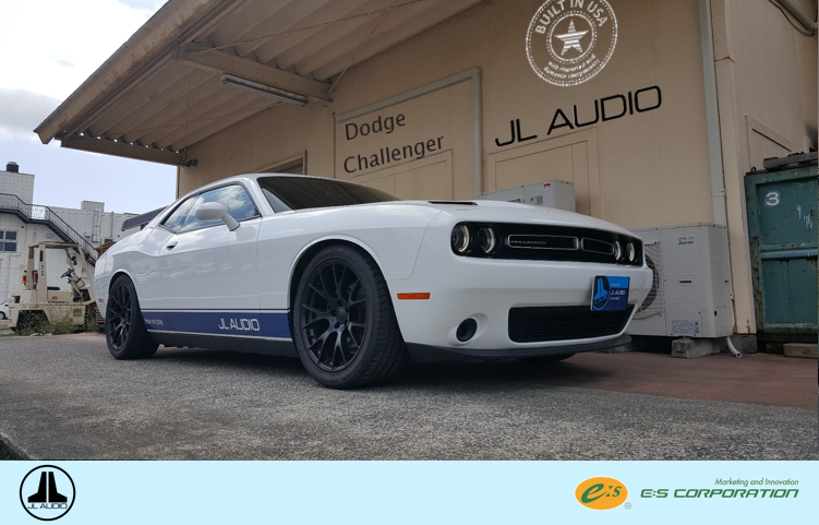 DODGE Challenger JL AUDIO -OLD-